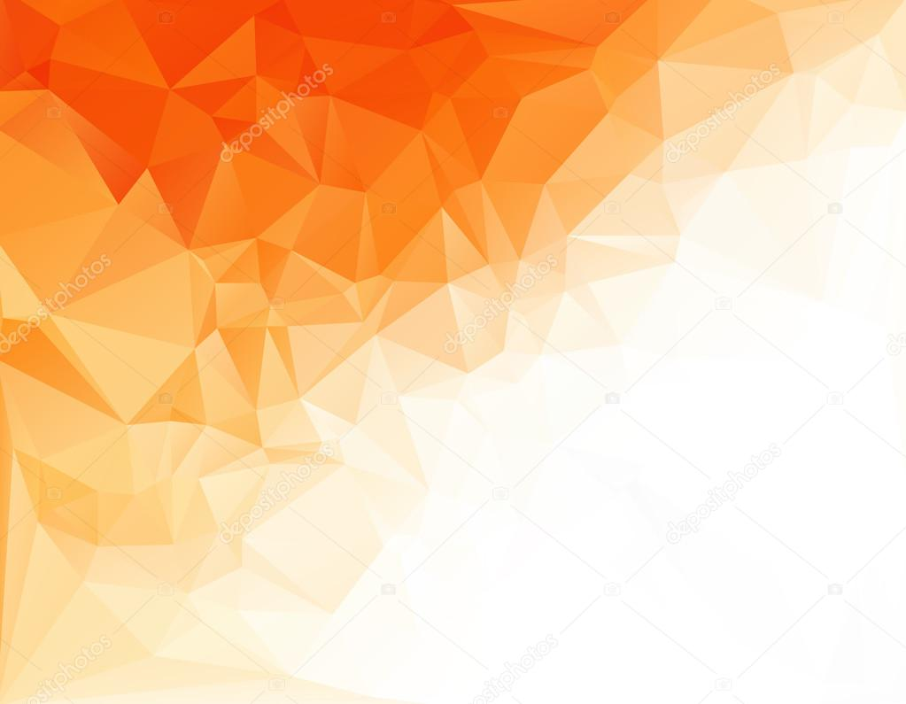 depositphotos_64112261-stock-illustration-orange-white-light-polygonal-mosaic
