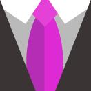 Tie-Pink